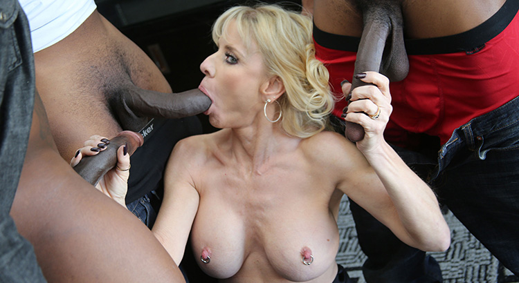 video summer carter gets pussy ruined gang black