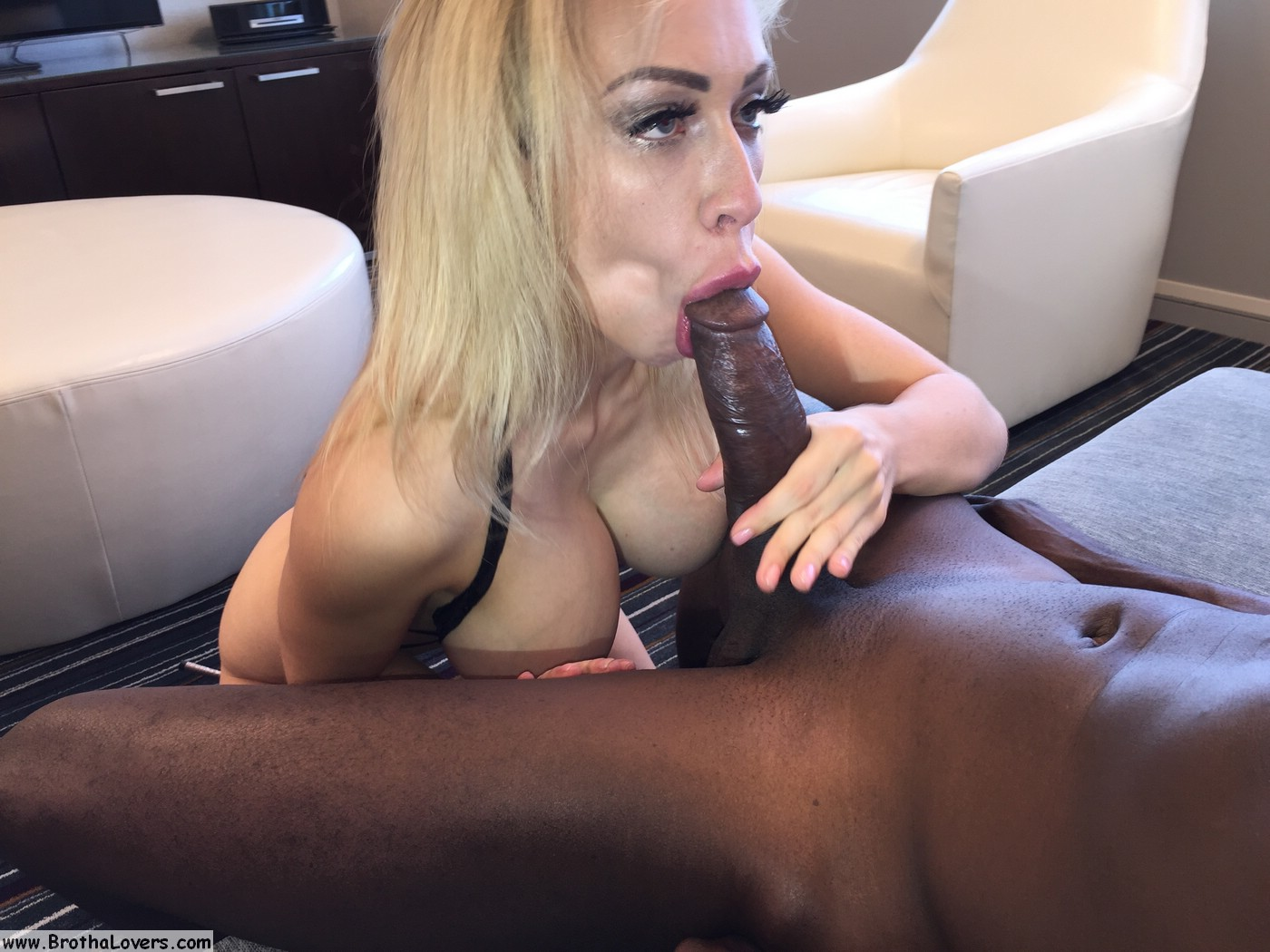 British milf meets a black dick - 2 part 5