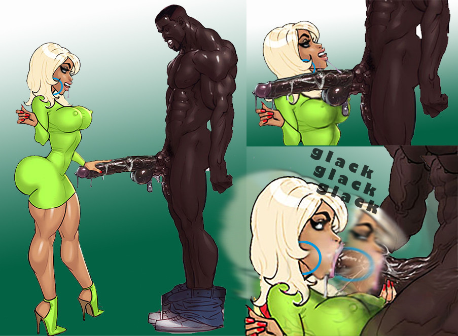 New position Interracial cartoon john persons
