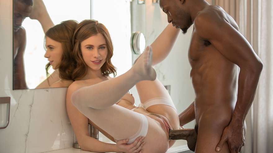 Blacked super model natasha voya first bbc - 1 part 6