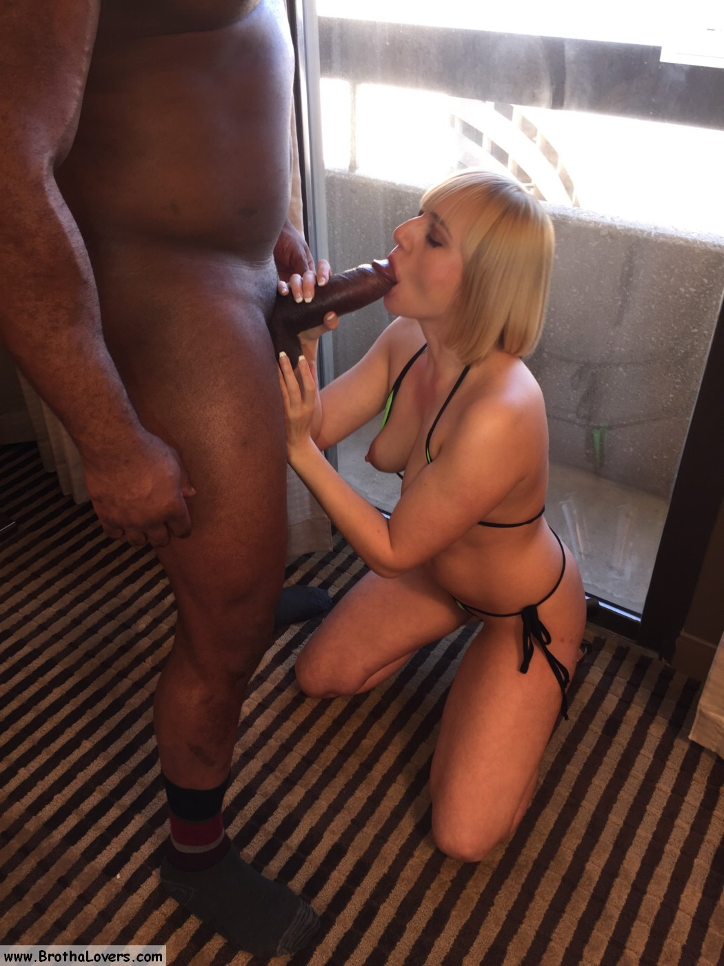 Cuckold wife fucks bbc she met online - 2 part 7